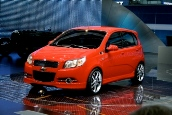 Chevrolet Aveo (Hatchback) 2009